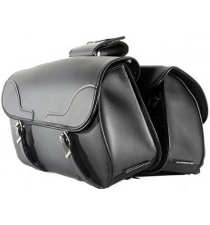 Plain Medium Size Economy Saddlebags