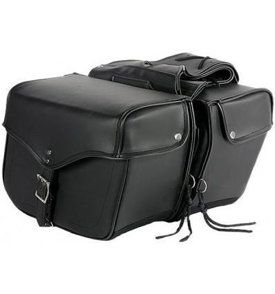 Smaller Size Plain Style Saddlebags