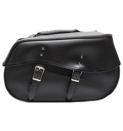 Large Plain Style Saddlebags