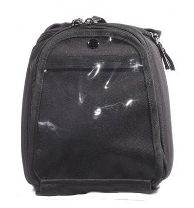 Textile Magnetic Motorcycle Tank Bag with Clear Window