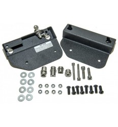 Easy Brackets for Older Harley Davidson FLH Models