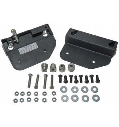 Easy Brackets for Harley Blackline and Softail Slim Motorcycle models