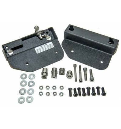 Easy Brackets for Honda Shadow Sabre Ace and Spirit 1100 Motorcycle models