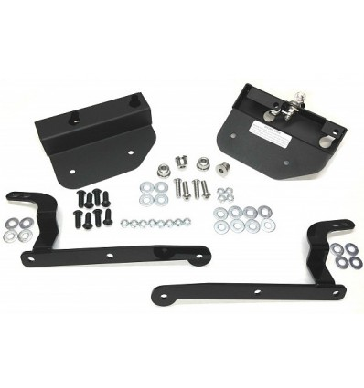 Easy Brackets for Triumph Bonneville and Thruxton Motorcycle models