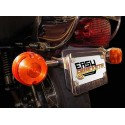 Dyna Wide Glide Turn Signal Relocation Kit 2001 and earlier