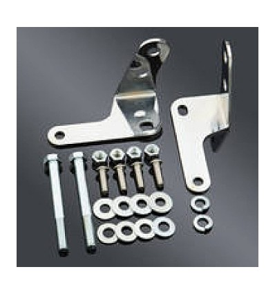 Turnsignal Relocation Kit for Dyna Wide Glide