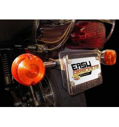 Turnsignal Relocation Kit for Harley Fat Bob