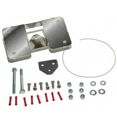 2001 and earlier Dyna Turn Signal and Plate Relocation Kit
