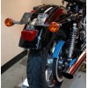 2011 and newer Sportster 1200C Turn Signal and Plate Relocation Kit
