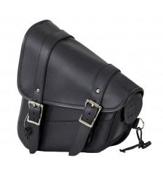 PV Solo Black Swing Arm Bag Left Side