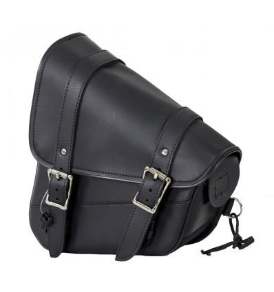 PV Solo Black Swing Arm Bag Left Side