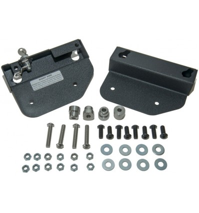Easy Brackets for Harley Softail Slim Motorcycle models