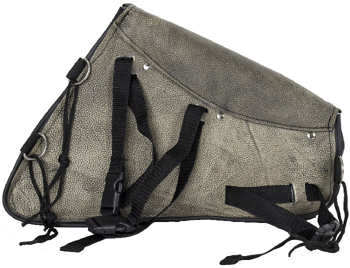 Genuine Leather Solo Swing Arm Bag